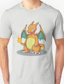 Sad Charizard T-Shirt