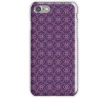 Bohemian - Purple iPhone Case/Skin