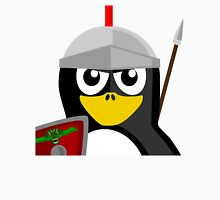 Roman Warrior Penguin T-Shirt