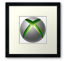Xbox - Logo Framed Print
