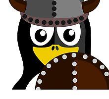 Viking Penguin by kwg2200