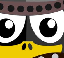 Viking Penguin Sticker