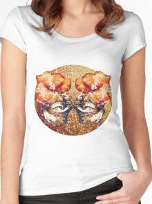 Bjork - Biophilia Women's Fitted Scoop T-Shirt