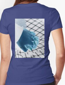 Hands II Womens Fitted T-Shirt