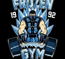 Frozen Gym by Soulkr