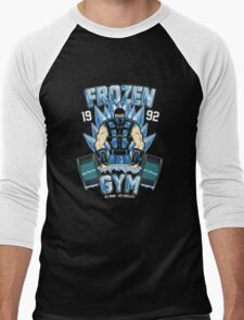 Frozen Gym Men's Baseball ¾ T-Shirt