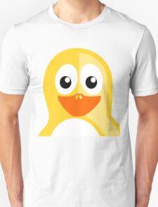 Yellow Penguin T-Shirt