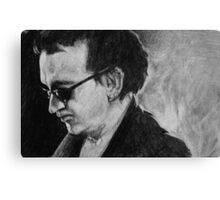 Wayne Hussey Canvas Print