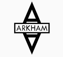 Arkham Asylum Men's Baseball ¾ T-Shirt