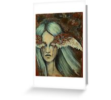 Blinded Greeting Card