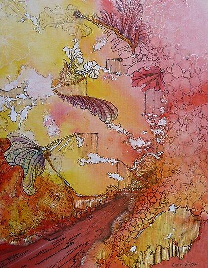 Heatwave. by Cathy Gilday