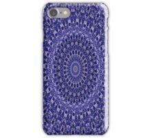 Deep Blue Prism iPhone Case/Skin