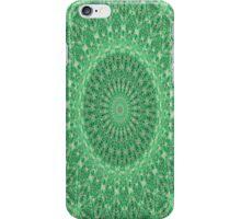 Green Prism iPhone Case/Skin
