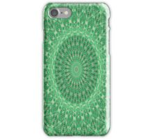 Green Prism iPhone Case/Skin