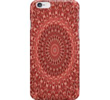 Red Prism iPhone Case/Skin