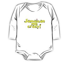 Jamaican me crazy! One Piece - Long Sleeve