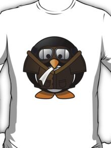 Pilot Penguin T-Shirt