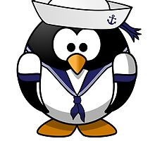 Sailor Penguin by kwg2200