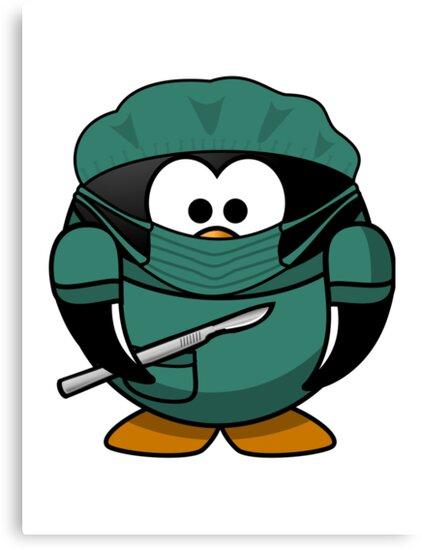Doctor Penguin by kwg2200