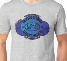 sci-fi usa ny by rogers brothers Unisex T-Shirt
