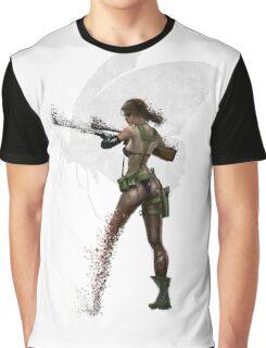Silent Mercenary Graphic T-Shirt