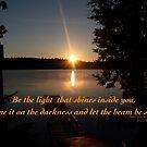 Be the light by DreamCatcher/ Kyrah