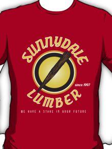 Sunnydale Lumber T-Shirt
