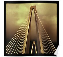 Arthur Ravenel Jr. Bridge - Charleston, SC #4 Poster