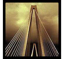 Arthur Ravenel Jr. Bridge - Charleston, SC #4 Photographic Print