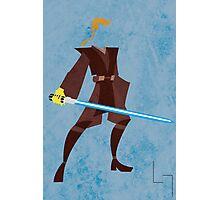 Anakin (Padawan) Photographic Print