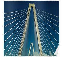 Arthur Ravenel Jr. Bridge - Charleston, SC #11 Poster