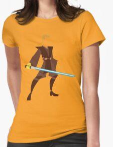 Anakin (Padawan) Womens Fitted T-Shirt