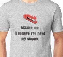Excuse me... Unisex T-Shirt