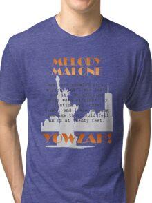 Yowzah! Tri-blend T-Shirt