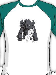 Onos verses Marine  T-Shirt