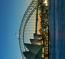 Sydney Harbour Panorama by Images Abound | Neil Protheroe