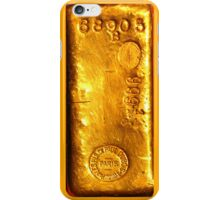 Gold Bar iPhone Case/Skin