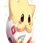 Baby Togepi by Seawef
