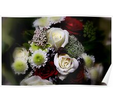 """""""A Birthday Bouquet """" Poster"""
