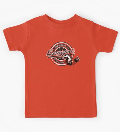 Camp Half-Blood Demigods Kids Tee