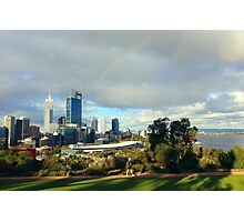 Perth City, Western Australia. Photographic Print