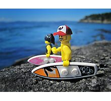 Surf's Up! (2 of 3) Photographic Print