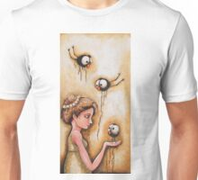 Feeding the crows Unisex T-Shirt