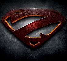 "The Letter Z in the Style of ""Man of Steel"" by BigRockDJ"