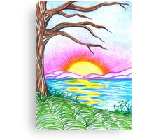 Childlike Wonder Canvas Print