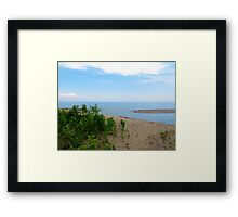 Calm Before The Storm 3 Framed Print