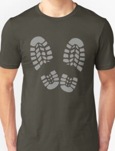 Step by step - tough soldier T-Shirt