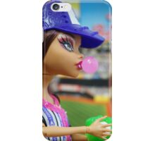 Ghoul Sports - Clawdeen Wolf iPhone Case/Skin