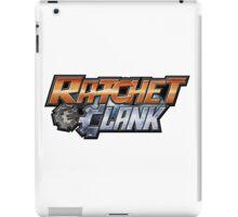 Ratchet & Clank - Logo iPad Case/Skin