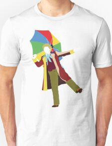 The Sixth Doctor - Doctor Who - Colin Baker T-Shirt
